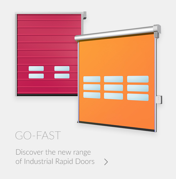 Industrial Rapid Doors GO-FAST